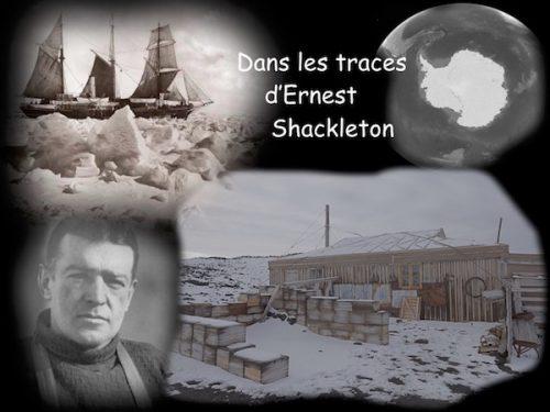 Conférence Dans les traces d'Ernest Shackleton