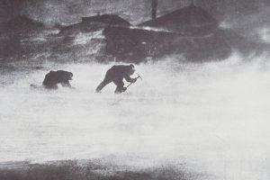 Mawson au cap Denison