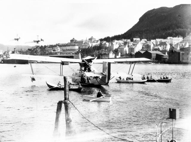 Le Latham 47 à Bergen