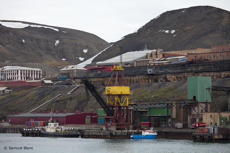 Barentsburg, Svalbard