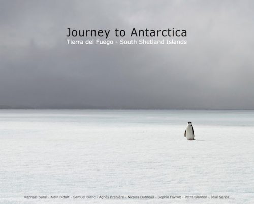 Journey to Antarctica (front cover)