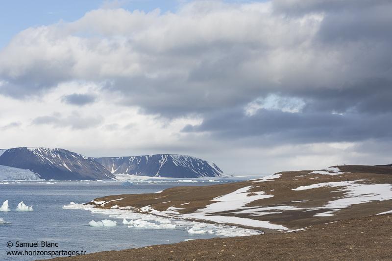 Marata Fjord, Terre du Nord